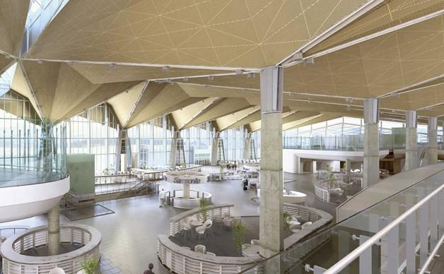 Реконструкция аэропорта «Пулково»
