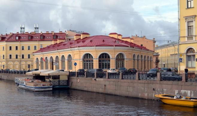 ОАО «Совкомфлот», Санкт-Петербургский филиал